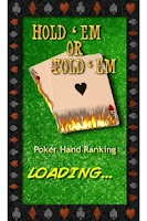 Screenshot of Hold Em Or Fold Em Heads UP