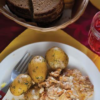 Yukon Gold Potatoes Dill Recipes