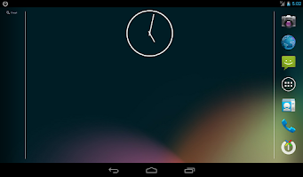 Screenshot of Wakeup Touch Nexus