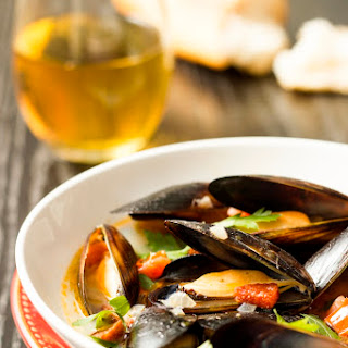 Mussels And Chorizo White Wine Recipes