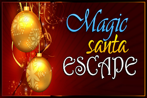 Screenshot of Magic Santa Escape