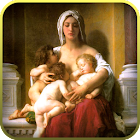 Nude Bouguereau Paintings HD icon