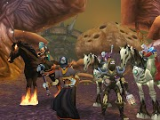 Trouble in the World of Warcraft