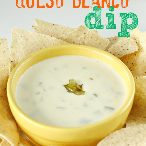 Queso Blanco Dip (White Cheese Dip)