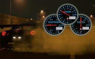 Screenshot of Hashiriya Meter Widget FREE