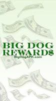 Screenshot of Big Dog Rewards
