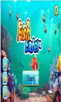 Screenshot of Angry fish:free hunt