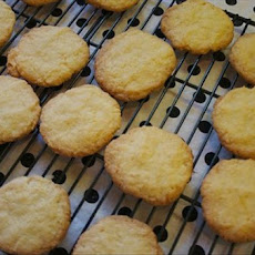 Diet Friendly Lemon Cookies