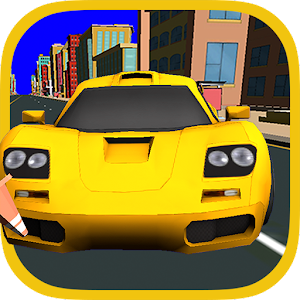 The Traffic Racer 3D