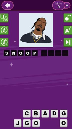 Guess The Celeb Quiz - screenshot