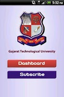 Screenshot of GTU MOBILE APPLICATION