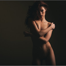 by Christopher Pickrell - Nudes & Boudoir Artistic Nude