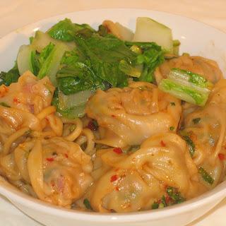 Dumpling Noodles Recipes