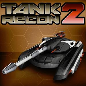 Cover art Tank Recon 2