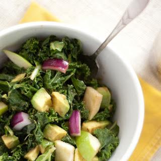 Raw Apple Salad Recipes