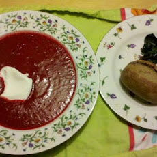 Red Root Soup