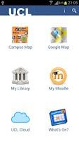 Screenshot of UCL Map+
