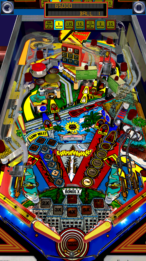 Pinball Arcade Screenshot 2