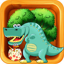 Dinosaurs Differences Game