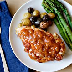 Easy Weeknight Barbecue Chicken