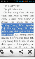 Screenshot of Doc sach moi noi - BiitBook