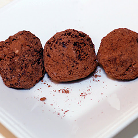 Chocolate Chili Truffles