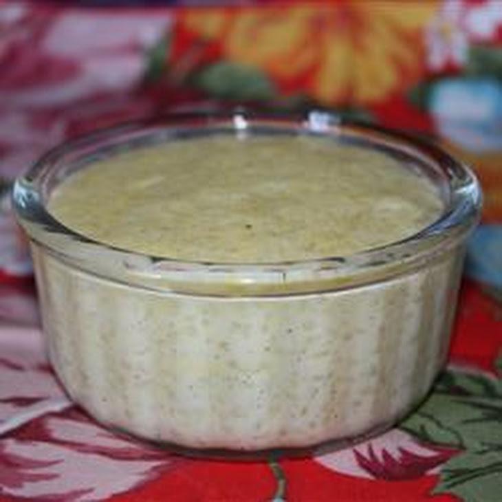 Classic Tapioca Pudding Recipe | Yummly