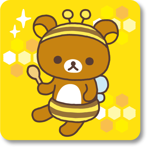 Rilakkuma Theme 20 個人化 App LOGO-APP試玩