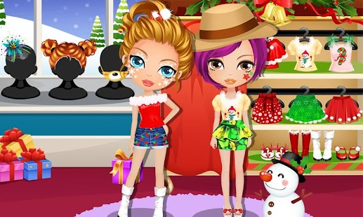 Christmas doll dress up party apk 1 0 free casual games for android