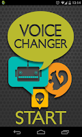 Screenshot of Voice Changer