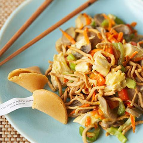 Recipe of Chicken Chow Mein Chicken Chow Mein Casserole