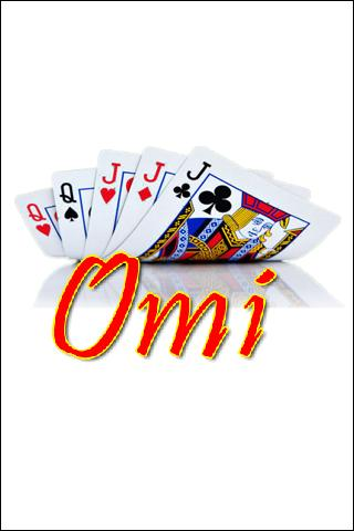 Omi The card game in English