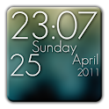Super Clock Wallpaper Free icon