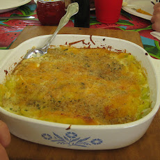 Moms Yellow Squash Casserole
