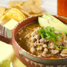 White Turkey Chili