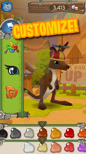 AJ Jump: Animal Jam Kangaroos! - screenshot
