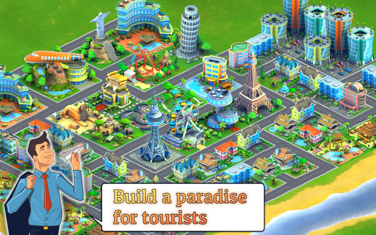 City Island: Airport Asia Screenshot 3