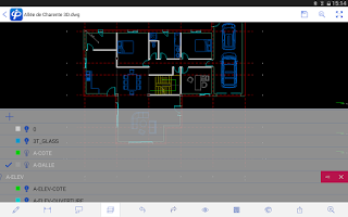 Screenshot of CAD Pockets