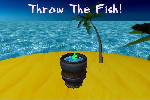 Toss a Fish