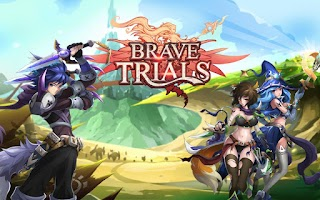Screenshot of Brave Trials