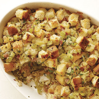 Apple, Leek, and Sage Stuffing