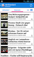 Screenshot of Österreich News