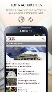 n-tv Nachrichten