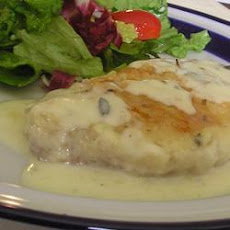 Margie's Sour Cream Pork Chops