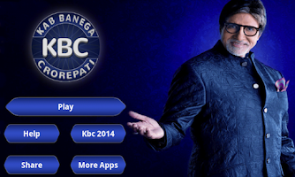 Screenshot of PLAY KBC 2013