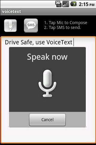 VoiceText Speak and Text