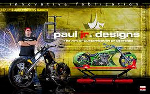 Paul Jr Designs mobile app