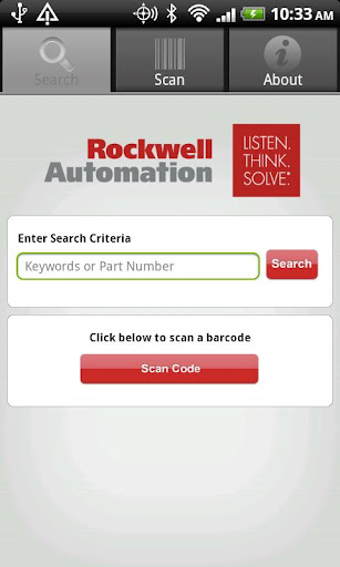 Rockwell Automation Scanner