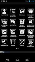 Screenshot of Lancia Everywhere Mobile