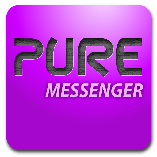 Pure messenger widget 生產應用 App LOGO-APP試玩